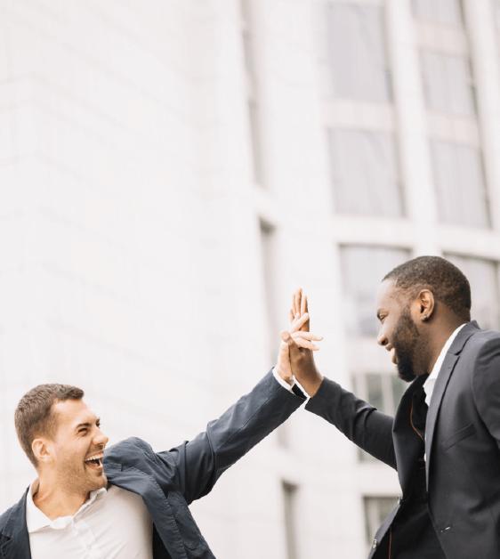 Valores en los ejecutivos de Servicios de Asistencia Quality Assist