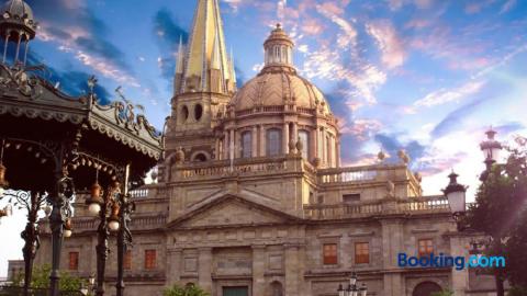 Hoteles en Guadalajara - club de descuentos